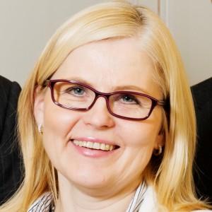 Viikon tukija: Marjo Berglund, Helsingin yliopiston talousjohtaja